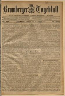 Bromberger Tageblatt. J. 35, 1911, nr 202