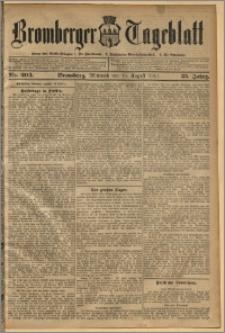 Bromberger Tageblatt. J. 35, 1911, nr 203