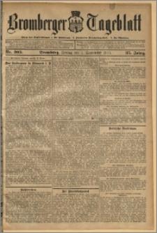 Bromberger Tageblatt. J. 35, 1911, nr 205