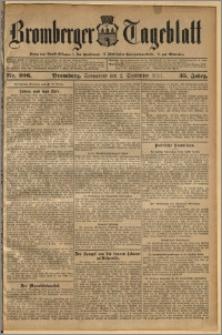 Bromberger Tageblatt. J. 35, 1911, nr 206