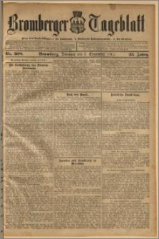 Bromberger Tageblatt. J. 35, 1911, nr 208