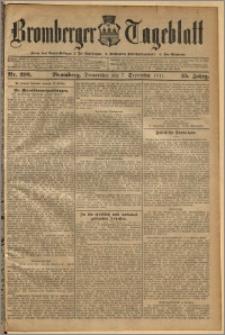 Bromberger Tageblatt. J. 35, 1911, nr 210
