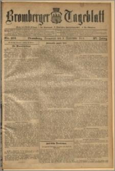 Bromberger Tageblatt. J. 35, 1911, nr 212