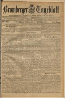 Bromberger Tageblatt. J. 35, 1911, nr 215