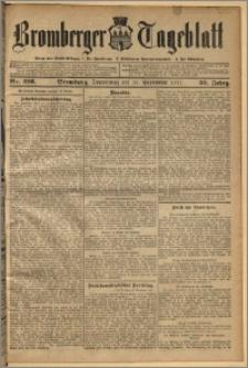 Bromberger Tageblatt. J. 35, 1911, nr 216