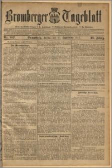 Bromberger Tageblatt. J. 35, 1911, nr 217