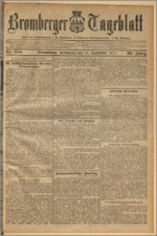 Bromberger Tageblatt. J. 35, 1911, nr 218