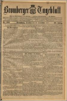 Bromberger Tageblatt. J. 35, 1911, nr 220