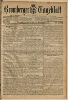 Bromberger Tageblatt. J. 35, 1911, nr 223