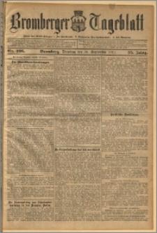 Bromberger Tageblatt. J. 35, 1911, nr 226