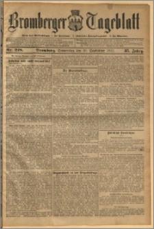 Bromberger Tageblatt. J. 35, 1911, nr 228