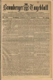Bromberger Tageblatt. J. 35, 1911, nr 230