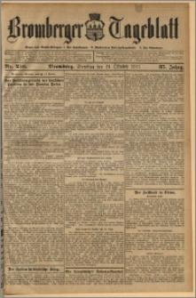 Bromberger Tageblatt. J. 35, 1911, nr 250
