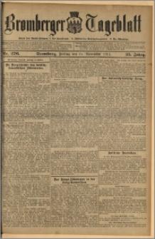 Bromberger Tageblatt. J. 35, 1911, nr 276