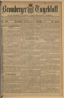 Bromberger Tageblatt. J. 35, 1911, nr 279