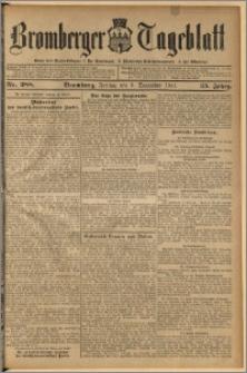 Bromberger Tageblatt. J. 35, 1911, nr 288