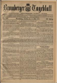 Bromberger Tageblatt. J. 33, 1909, nr 114