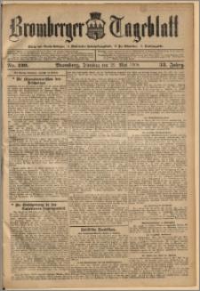 Bromberger Tageblatt. J. 33, 1909, nr 120