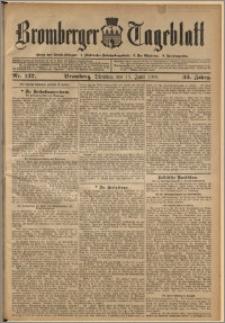 Bromberger Tageblatt. J. 33, 1909, nr 137