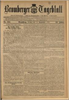 Bromberger Tageblatt. J. 33, 1909, nr 212