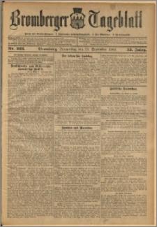 Bromberger Tageblatt. J. 33, 1909, nr 223