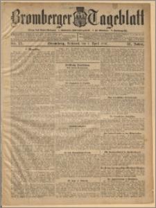 Bromberger Tageblatt. J. 31, 1907, nr 77