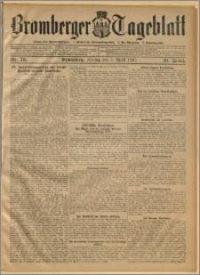 Bromberger Tageblatt. J. 31, 1907, nr 79