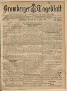 Bromberger Tageblatt. J. 31, 1907, nr 134