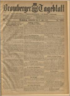 Bromberger Tageblatt. J. 31, 1907, nr 174