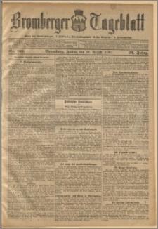 Bromberger Tageblatt. J. 31, 1907, nr 191