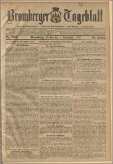 Bromberger Tageblatt. J. 31, 1907, nr 209