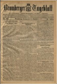Bromberger Tageblatt. J. 31, 1907, nr 217