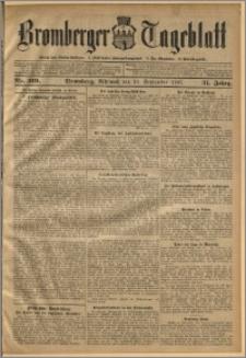 Bromberger Tageblatt. J. 31, 1907, nr 219