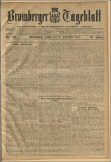 Bromberger Tageblatt. J. 31, 1907, nr 221