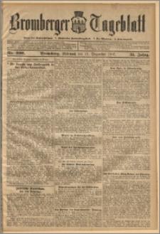 Bromberger Tageblatt. J. 31, 1907, nr 290