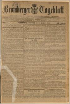 Bromberger Tageblatt. J. 36, 1912, nr 1
