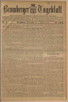 Bromberger Tageblatt. J. 36, 1912, nr 2