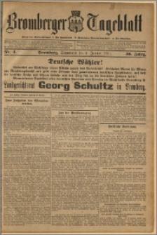 Bromberger Tageblatt. J. 36, 1912, nr 4