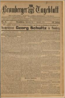 Bromberger Tageblatt. J. 36, 1912, nr 5