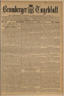 Bromberger Tageblatt. J. 36, 1912, nr 6