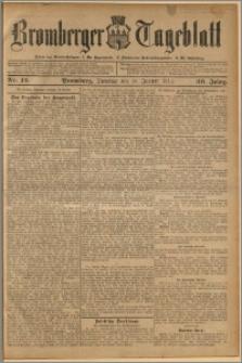 Bromberger Tageblatt. J. 36, 1912, nr 12