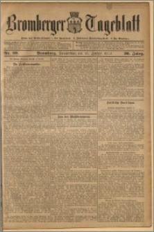Bromberger Tageblatt. J. 36, 1912, nr 20