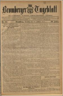 Bromberger Tageblatt. J. 36, 1912, nr 24