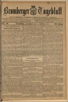 Bromberger Tageblatt. J. 36, 1912, nr 40