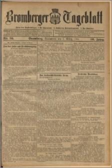 Bromberger Tageblatt. J. 36, 1912, nr 52