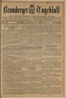 Bromberger Tageblatt. J. 36, 1912, nr 56