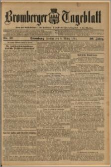Bromberger Tageblatt. J. 36, 1912, nr 57