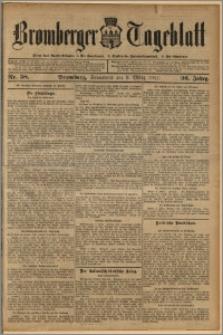 Bromberger Tageblatt. J. 36, 1912, nr 58