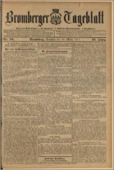 Bromberger Tageblatt. J. 36, 1912, nr 59