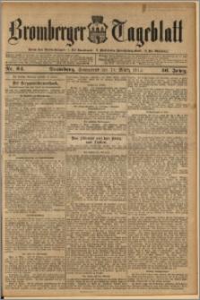 Bromberger Tageblatt. J. 36, 1912, nr 64